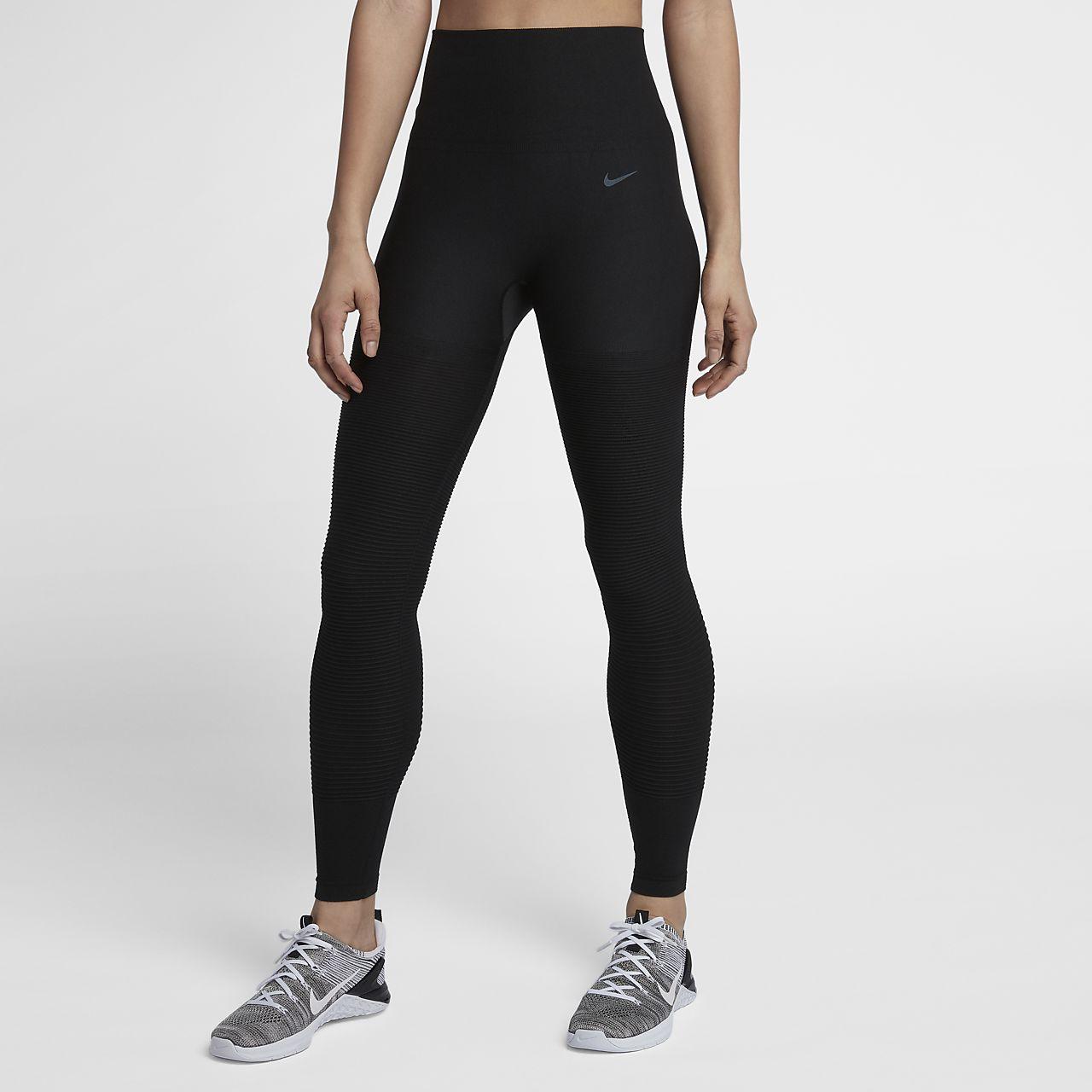 ... Nike Seamless Women's High-Waist Studio Tights