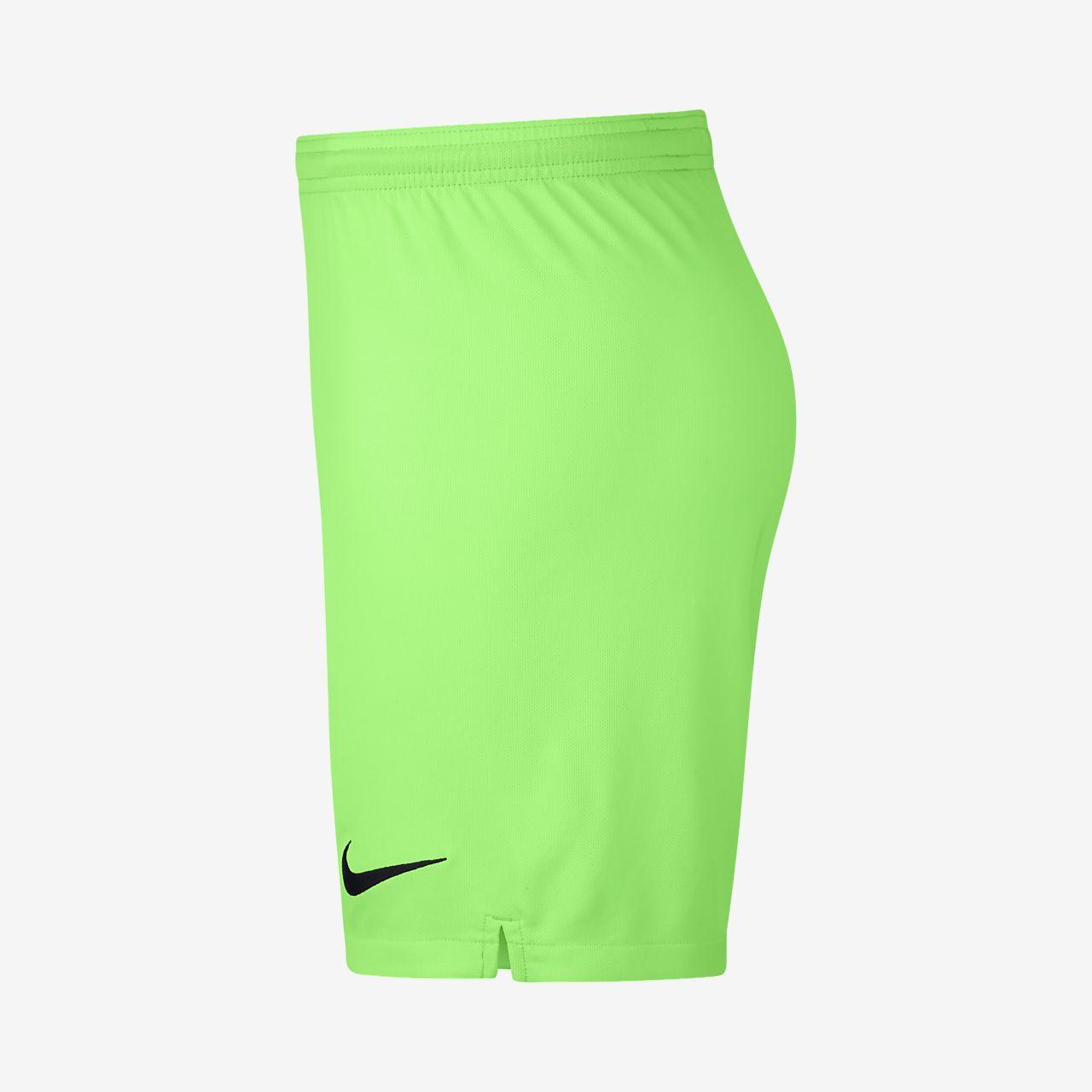 71656b5da8d 2018 19 FC Barcelona Stadium Goalkeeper Men s Football Shorts. Nike ...