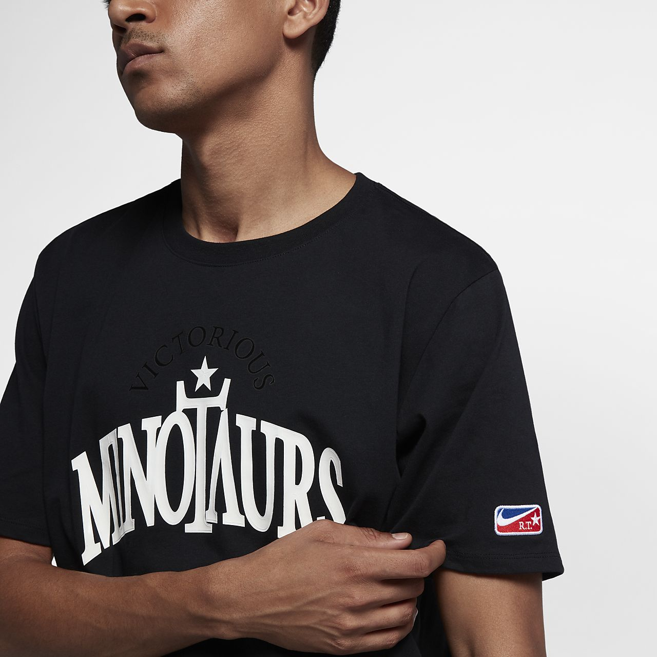 new product f79f7 d9007 NikeLab x RT Victorious Minotaurs
