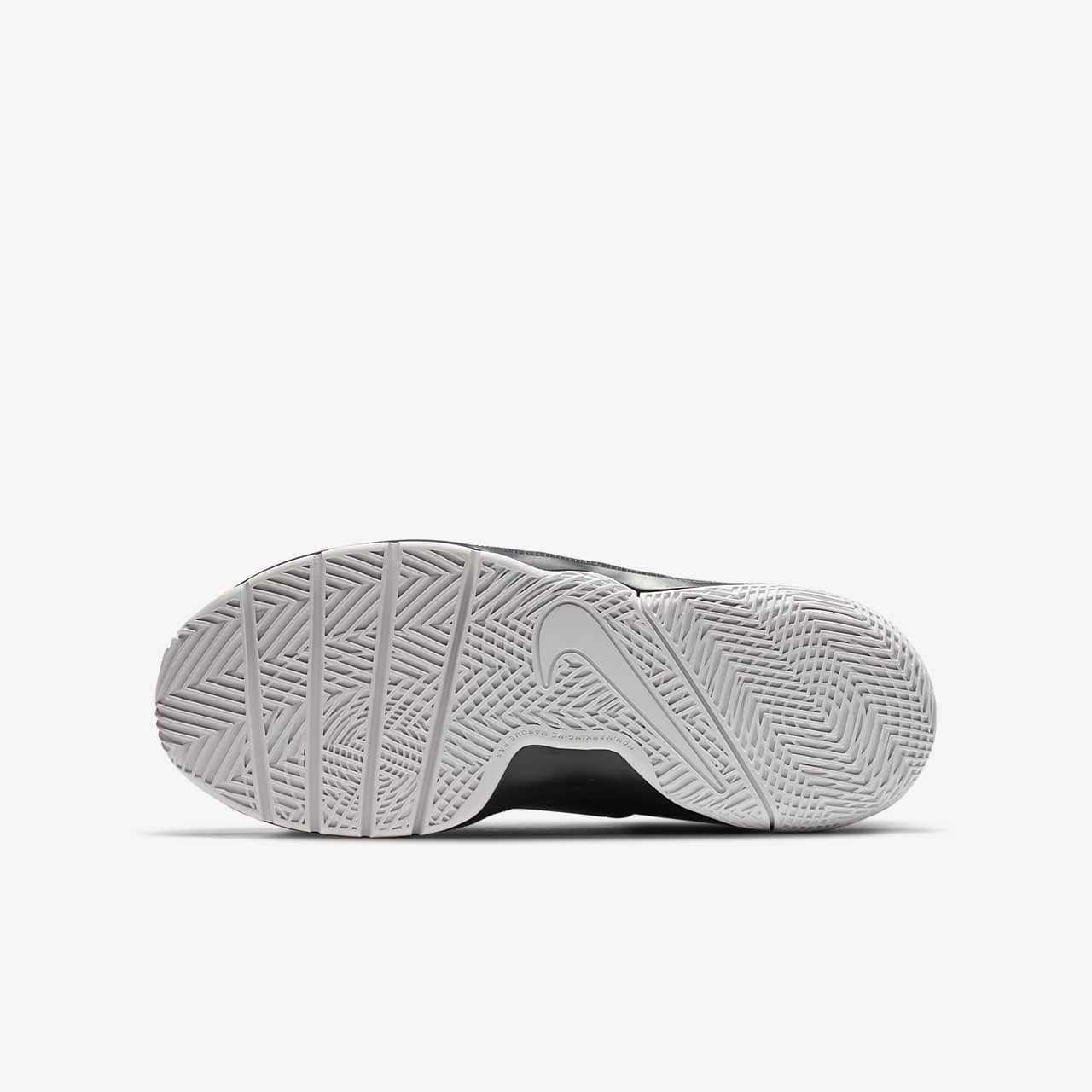 wholesale dealer 73ac7 3f2bd ... Nike Team Hustle D 8 Big Kids  Basketball Shoe