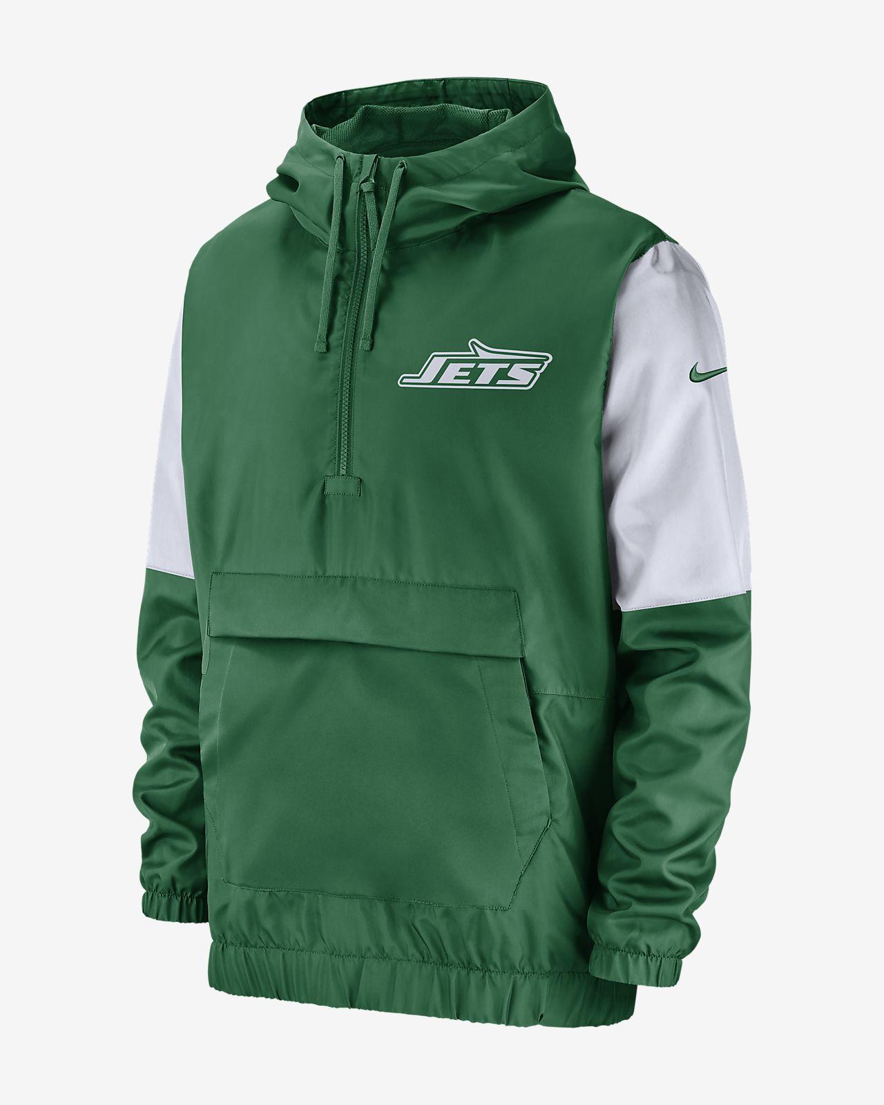 meet 43cb7 b37f4 Nike Anorak (NFL Jets) Men's Jacket
