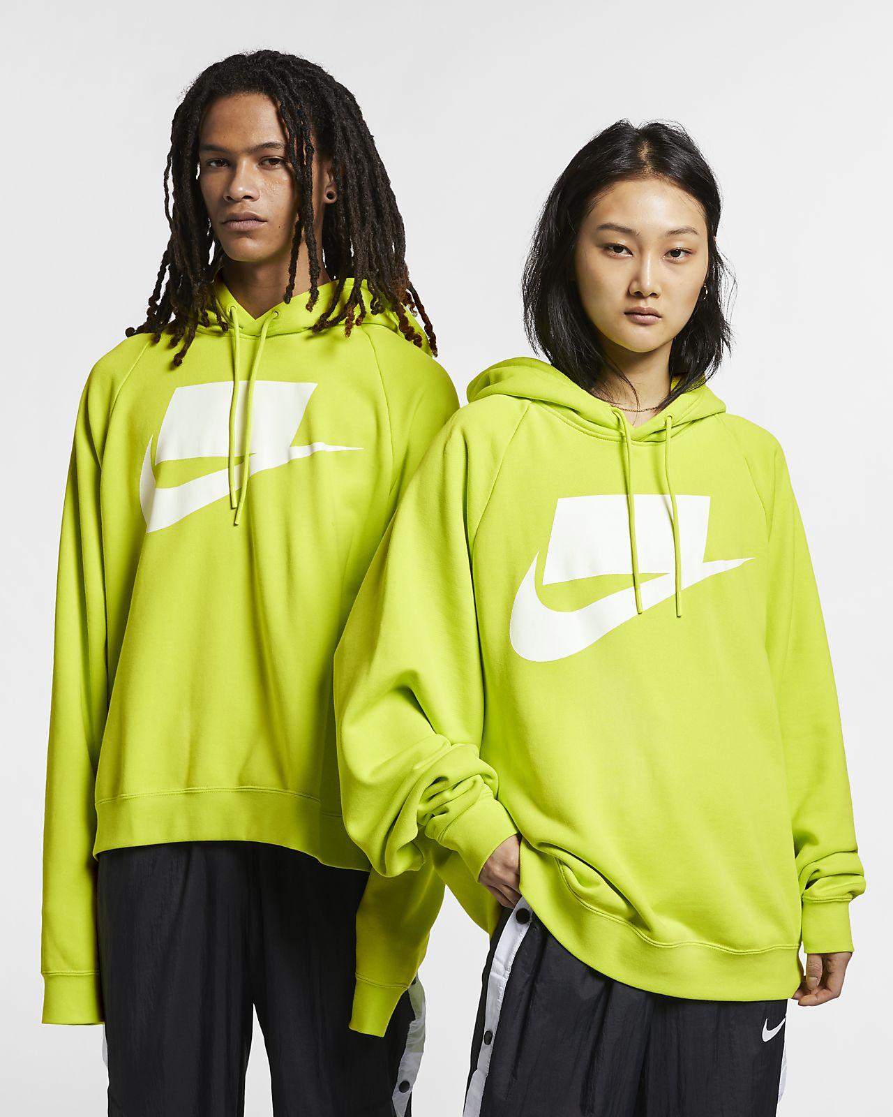 Nike Sportswear NSW férfi francia frottír kapucnis pulóver