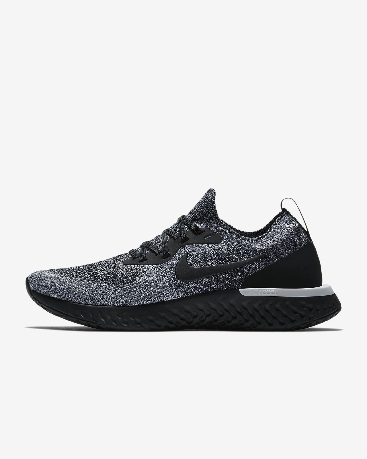 Nike Epic React Flyknit Womens Running Shoe