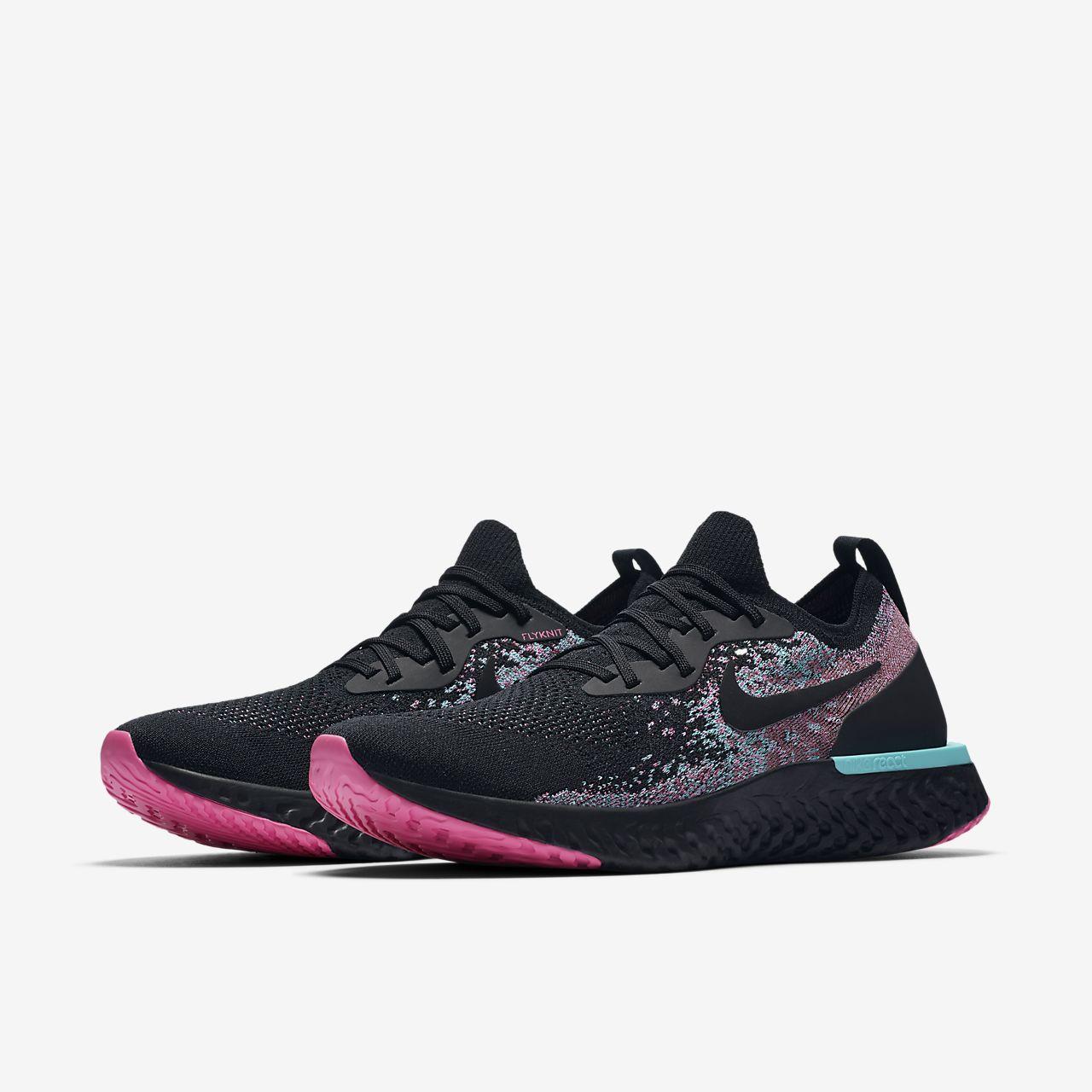 Nike Epic React Flyknit 1 Men's Running Shoe