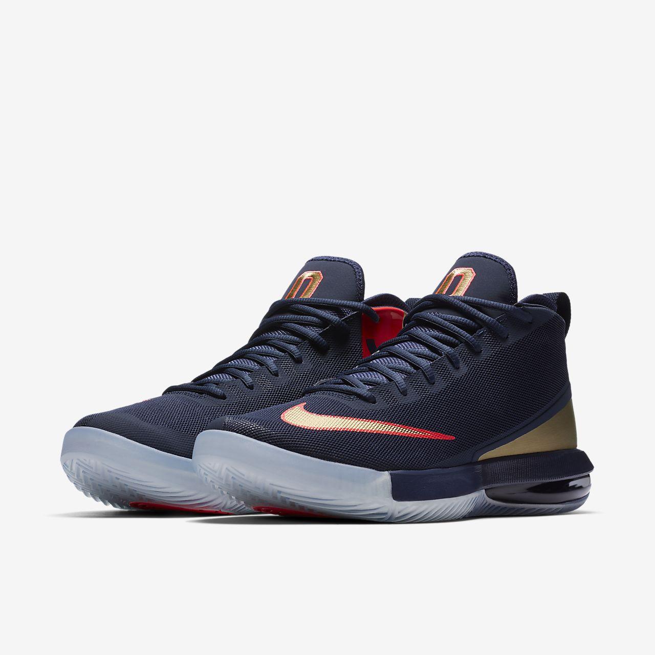 the best attitude 4d5d7 535f0 ... nike air max dominate demarcus cousins mens basketball shoe