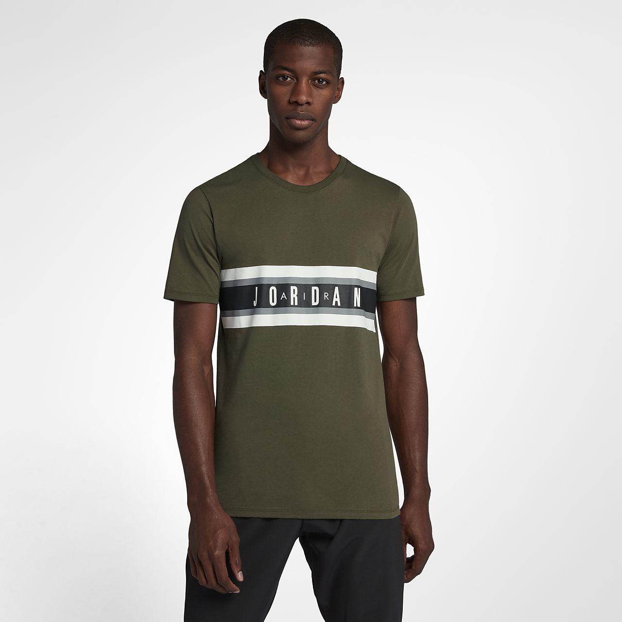 Мужская баскетбольная футболка с графикой Jordan. Nike.com RU 871856a5122