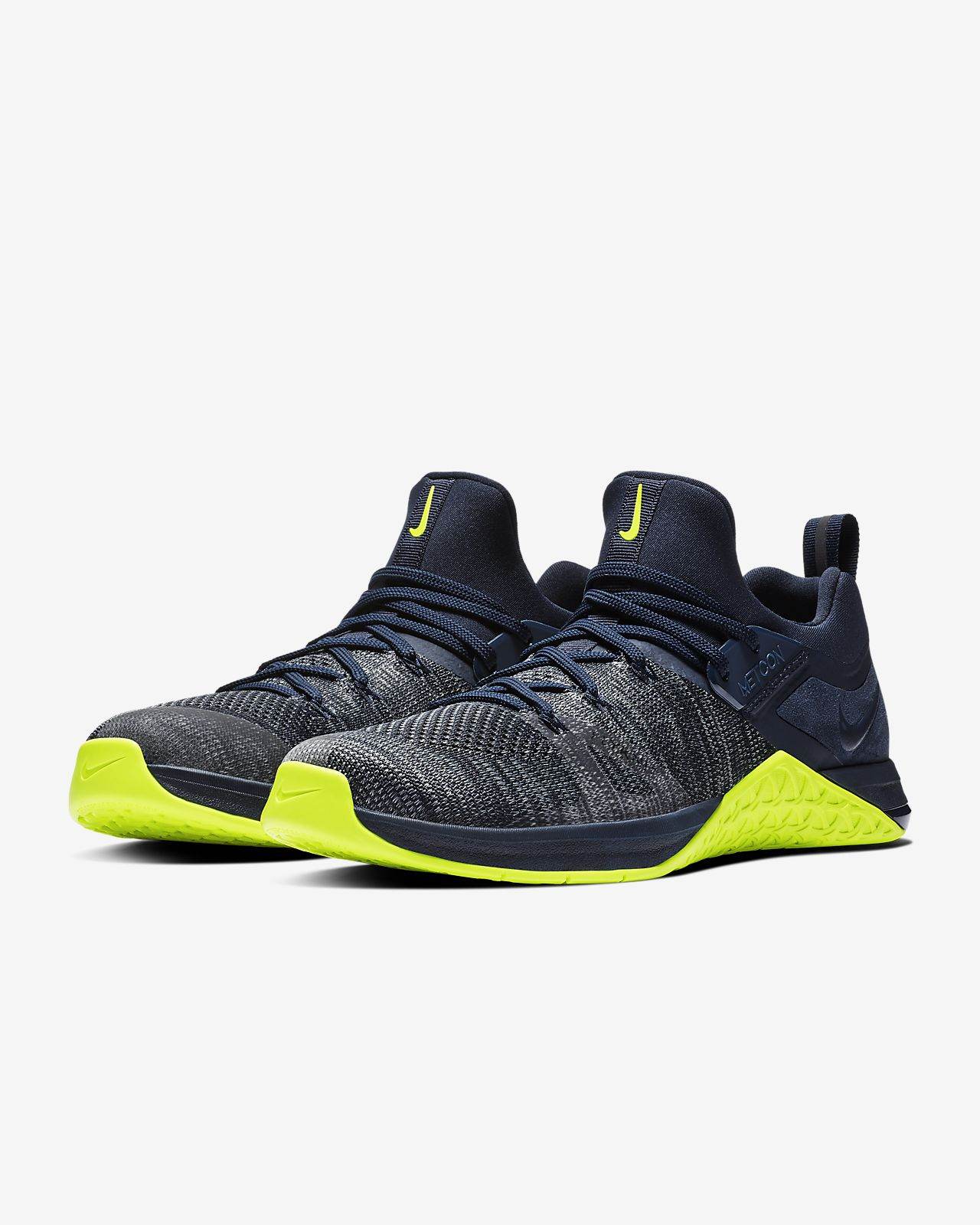 info for 07a0a 64645 ... Nike Metcon Flyknit 3 Men s Cross-Training Weightlifting Shoe