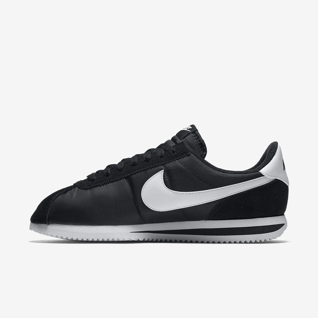Chaussure Nike Cortez Basic Nylon pour Homme