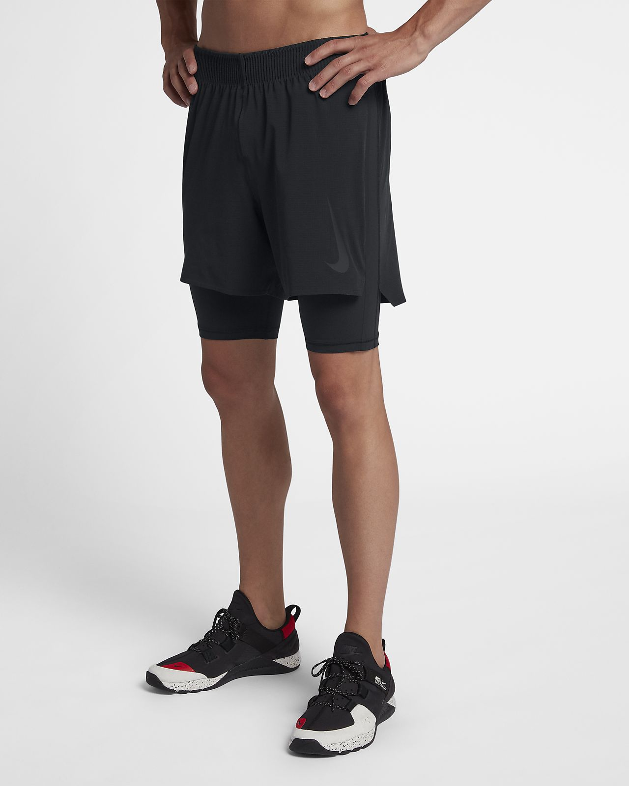 Nike Flex Premium Men s 2-in-1 Training Shorts. Nike.com ad7a5f94c