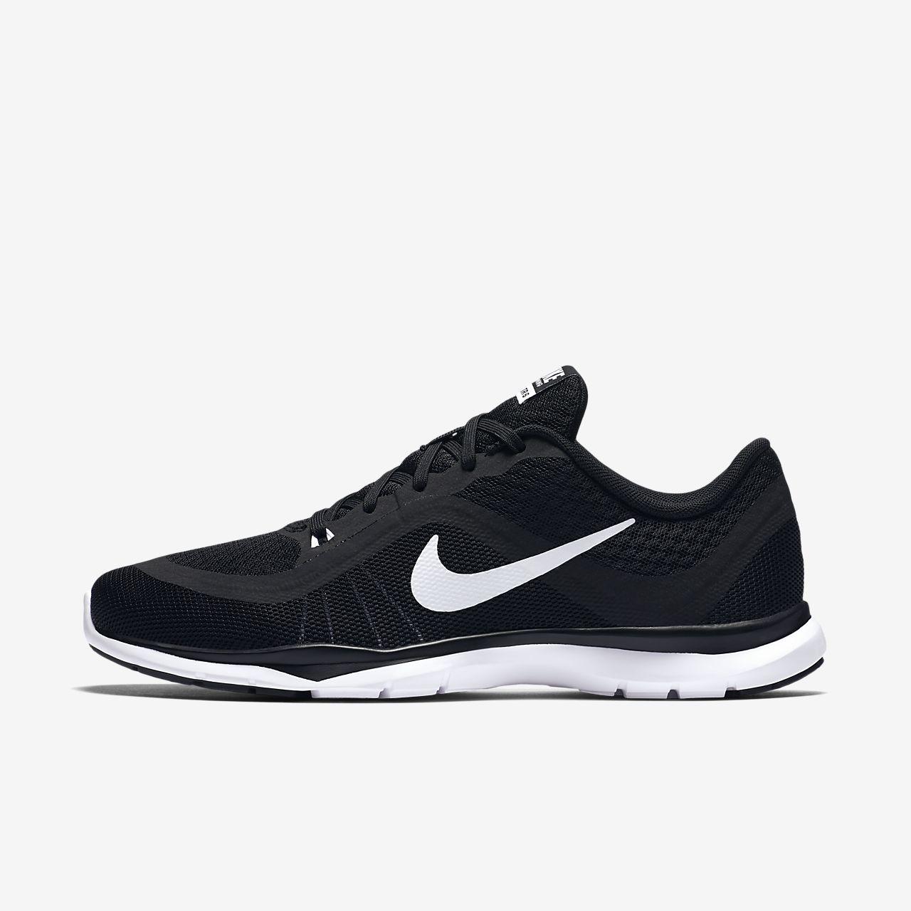 Nike Flex Trainer 6 Zapatos Deportivos Negro Lava