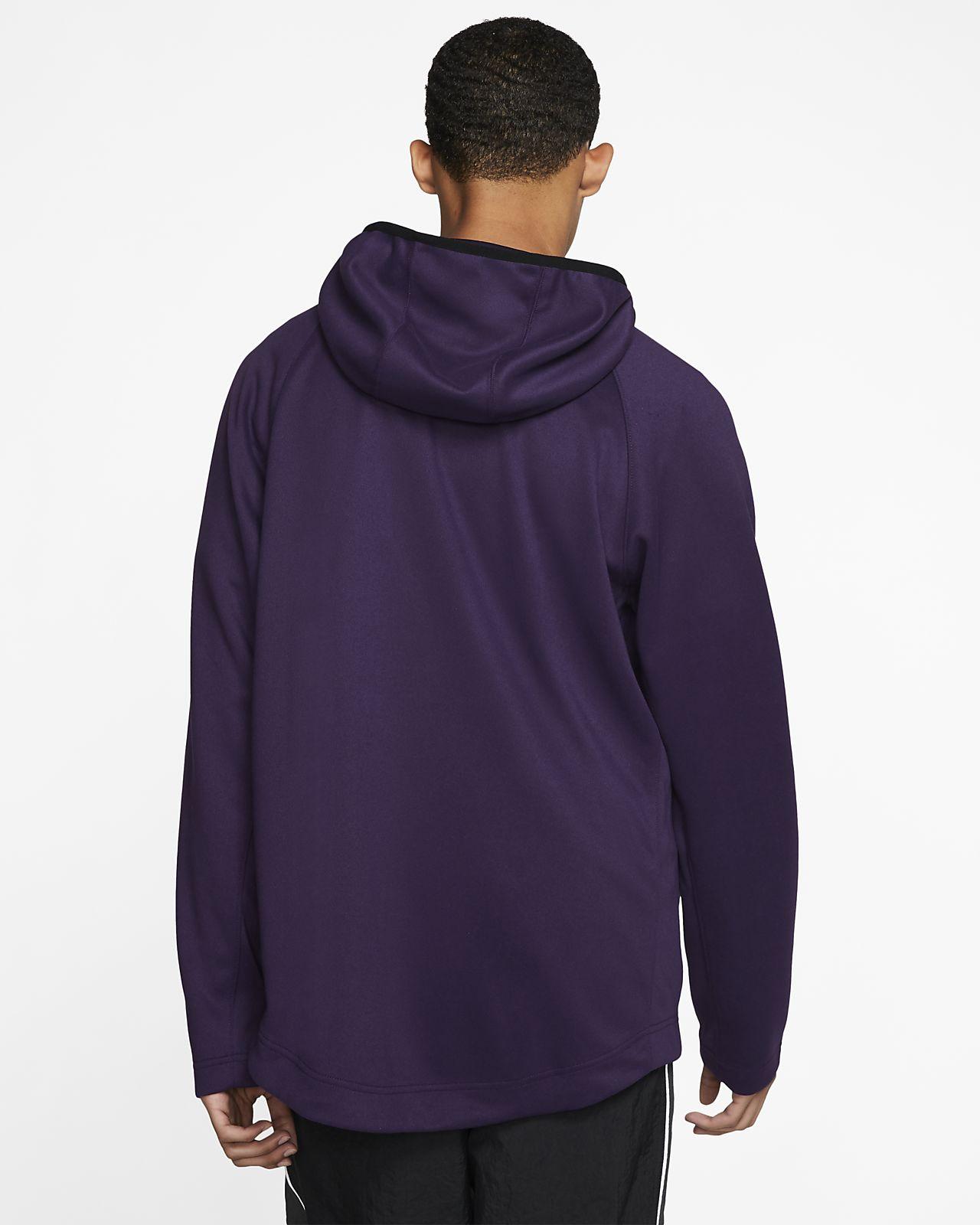 Nike Spotlight Full Zip Basketball Hoodie