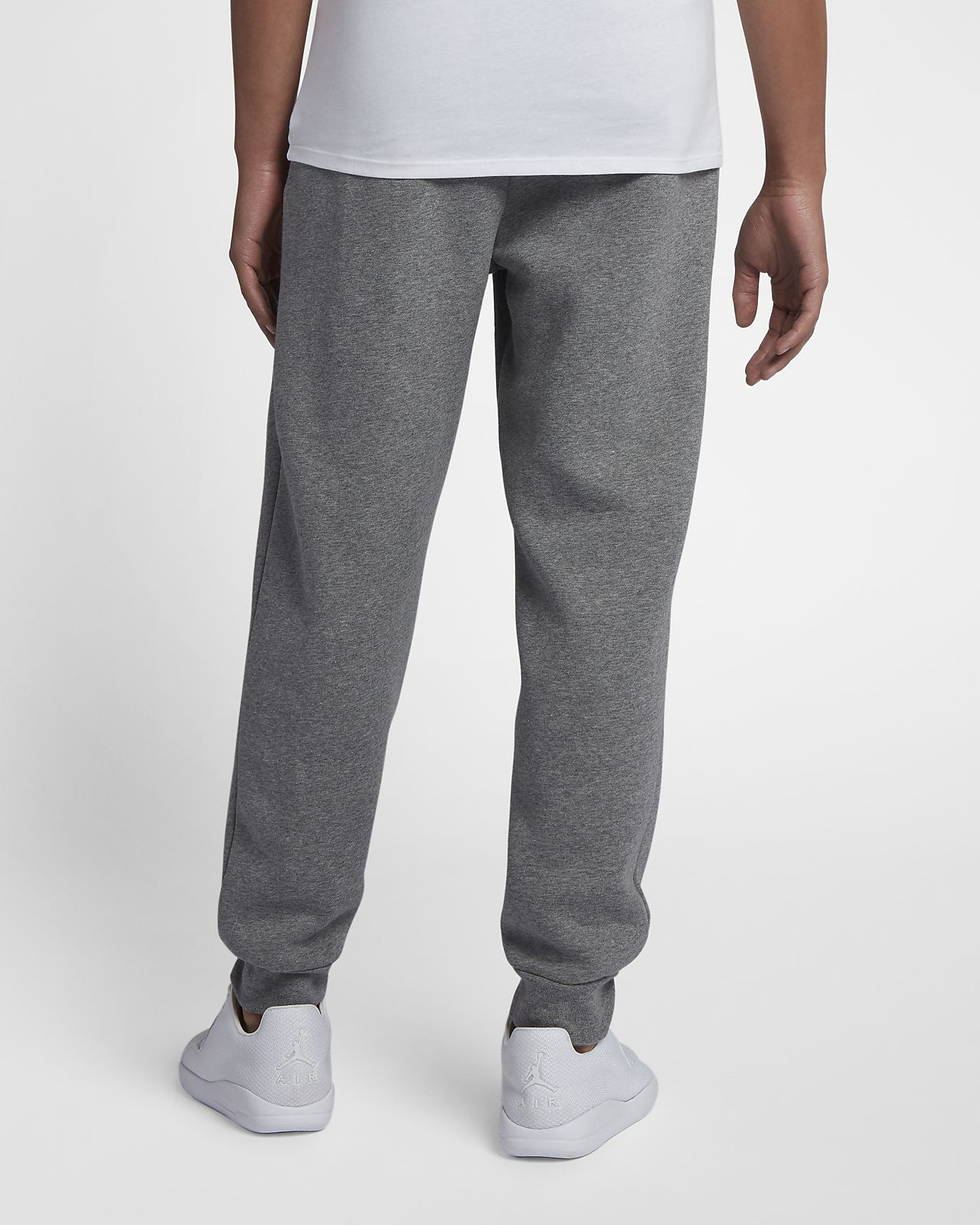 Pantaloni in fleece Jordan Jumpman Air Uomo