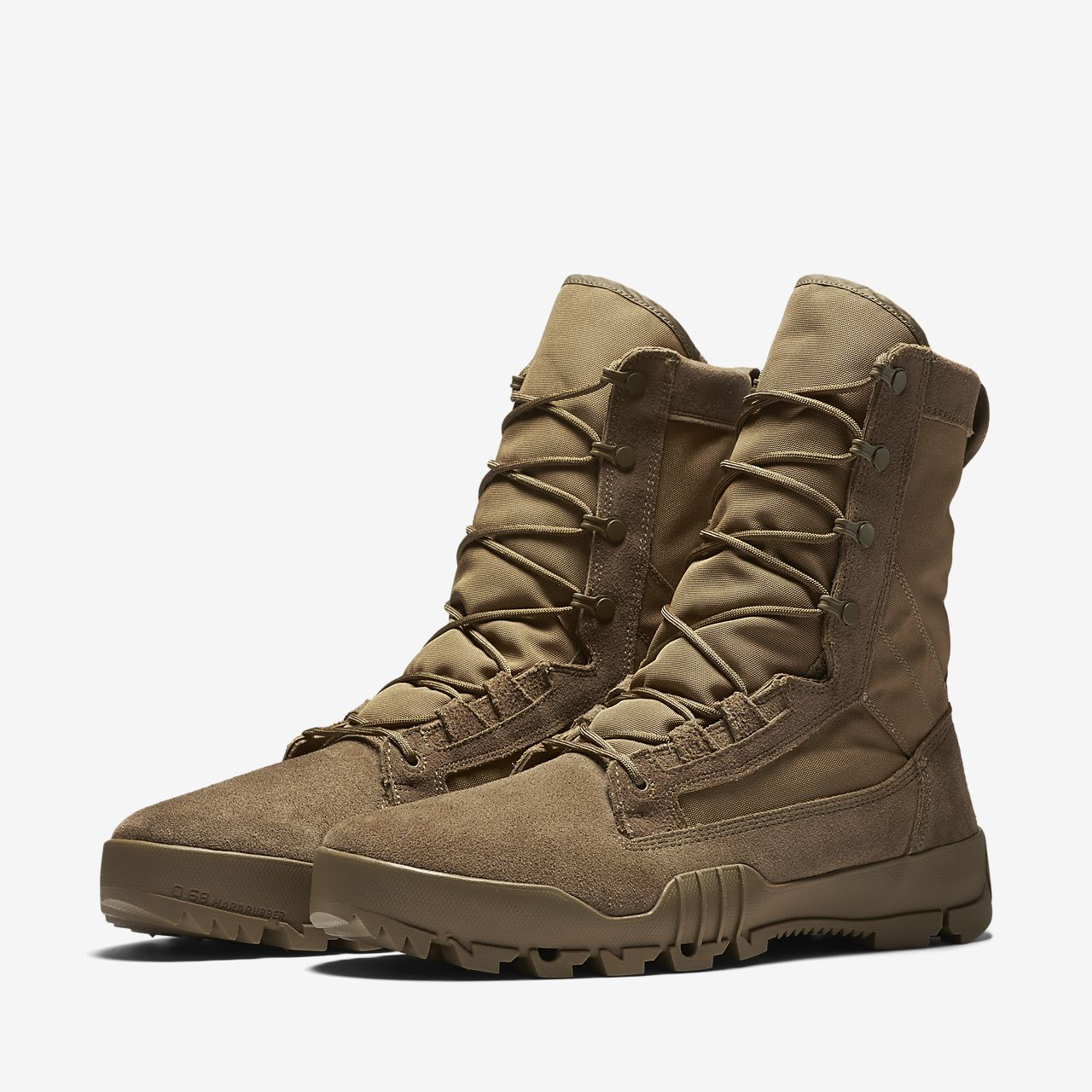 5b1fbf107654 ... Grade School Lifestyle Shoe Black White Gum Light Brown. Nike Jungle  Boots