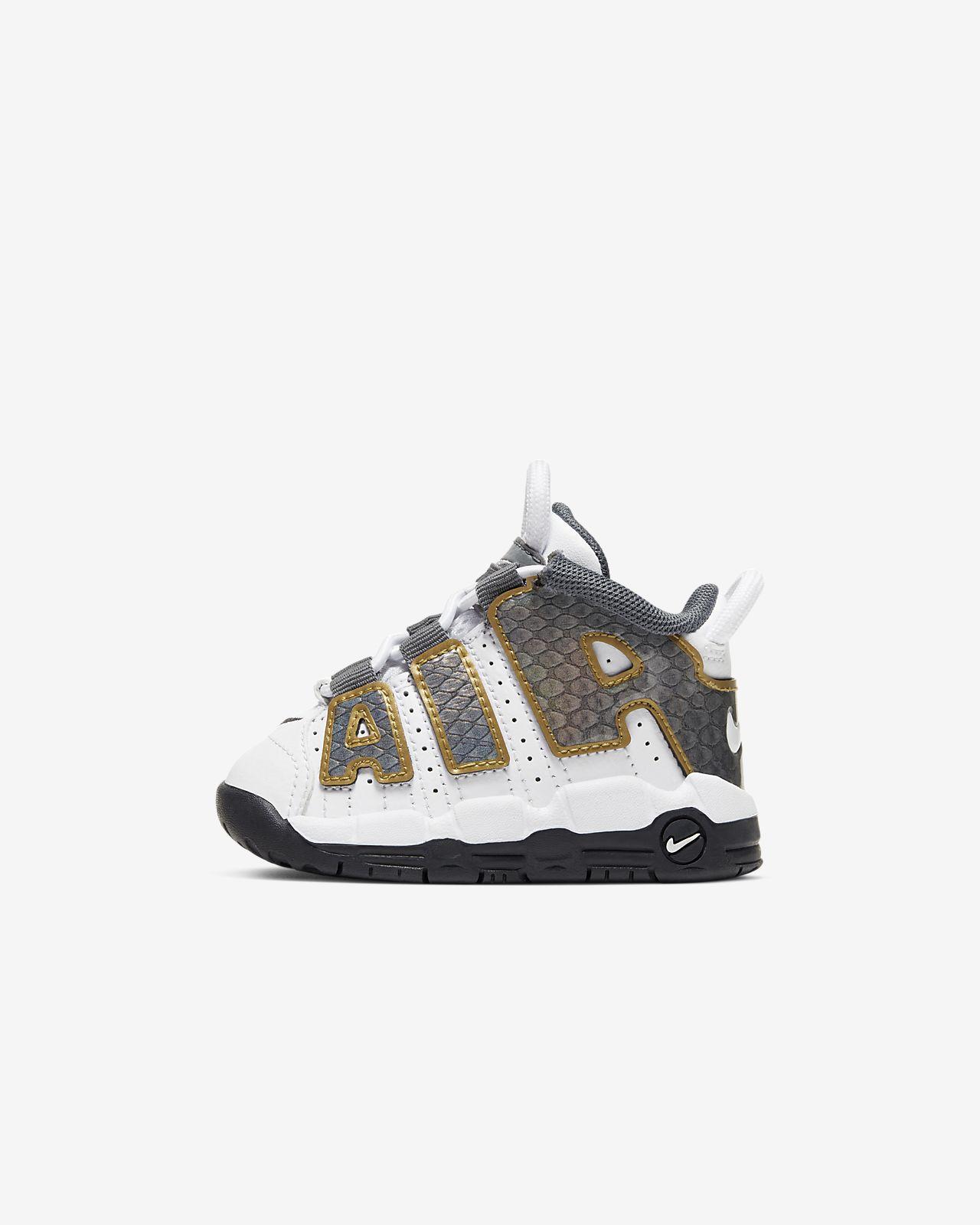 Обувь для малышей Nike Air More Uptempo SE