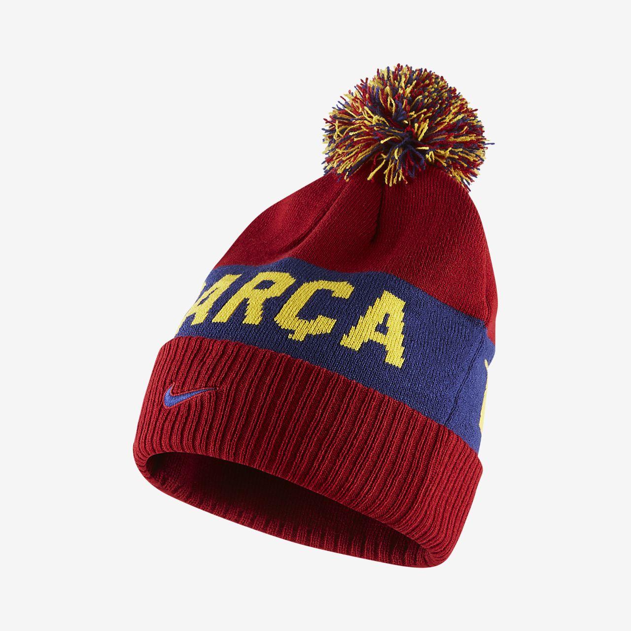 巴萨针织帽