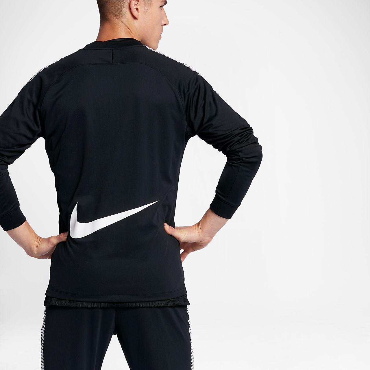 nike dri fit squad fu ball trainingsanzug f r herren nike. Black Bedroom Furniture Sets. Home Design Ideas