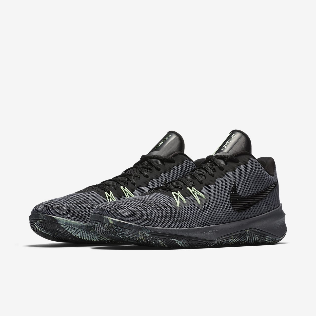 nike zoom evidence 2 review