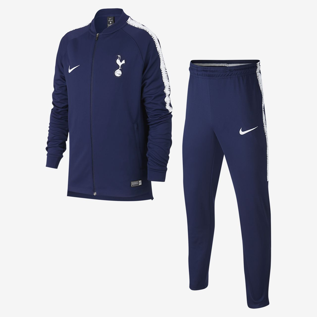 Tottenham Hotspur Dri-FIT Squad Older Kids' Football Track Suit