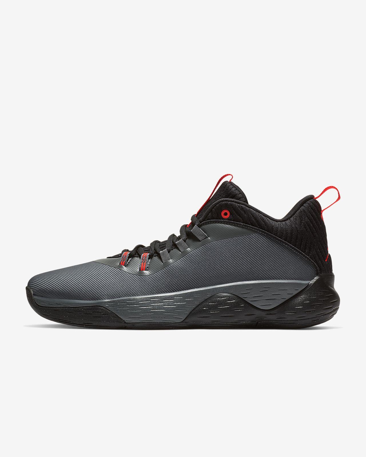 Jordan Super.Fly MVP Low Basketbalschoen voor heren