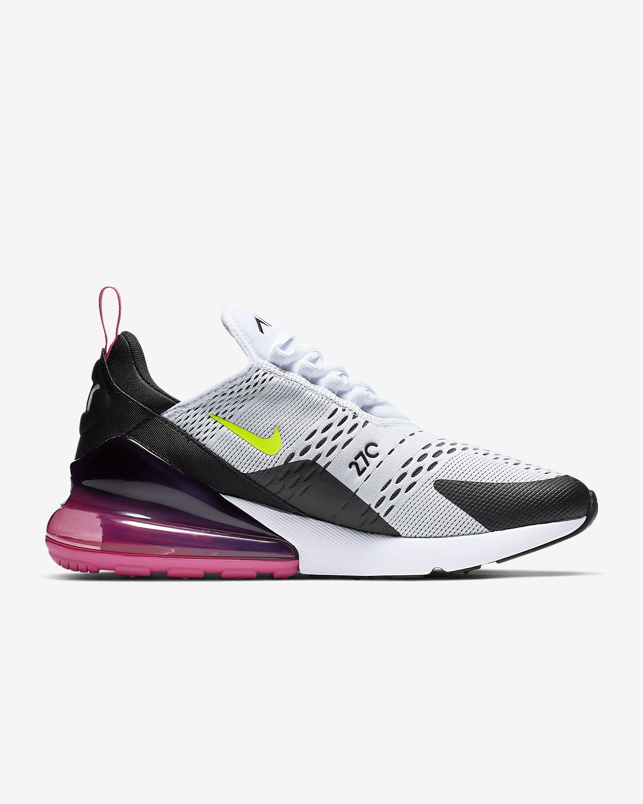 4b6fa322b9846 Nike Air Max 270 Men's Shoe. Nike.com IN
