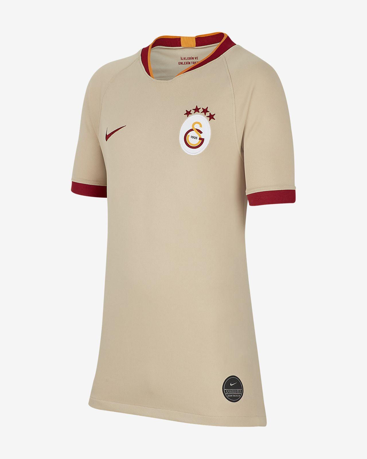 Camisola de futebol Galatasaray 2020 Stadium Away Júnior