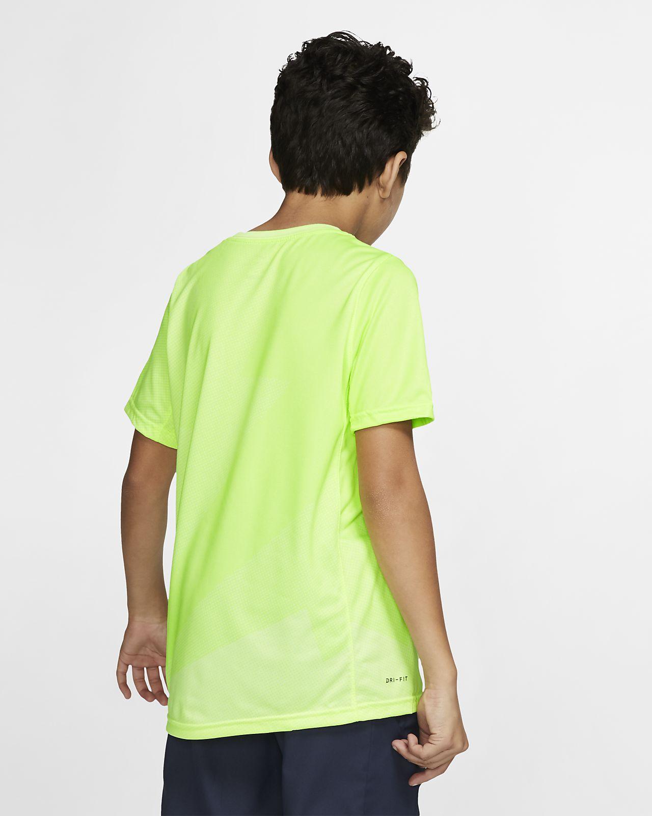 new style 87e69 f4b3c Rafa Tennis-T-Shirt für ältere Kinder (Jungen)