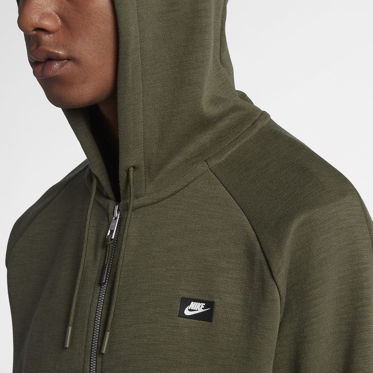 Nike Sportswear Optic Men's Full Zip Hoodie
