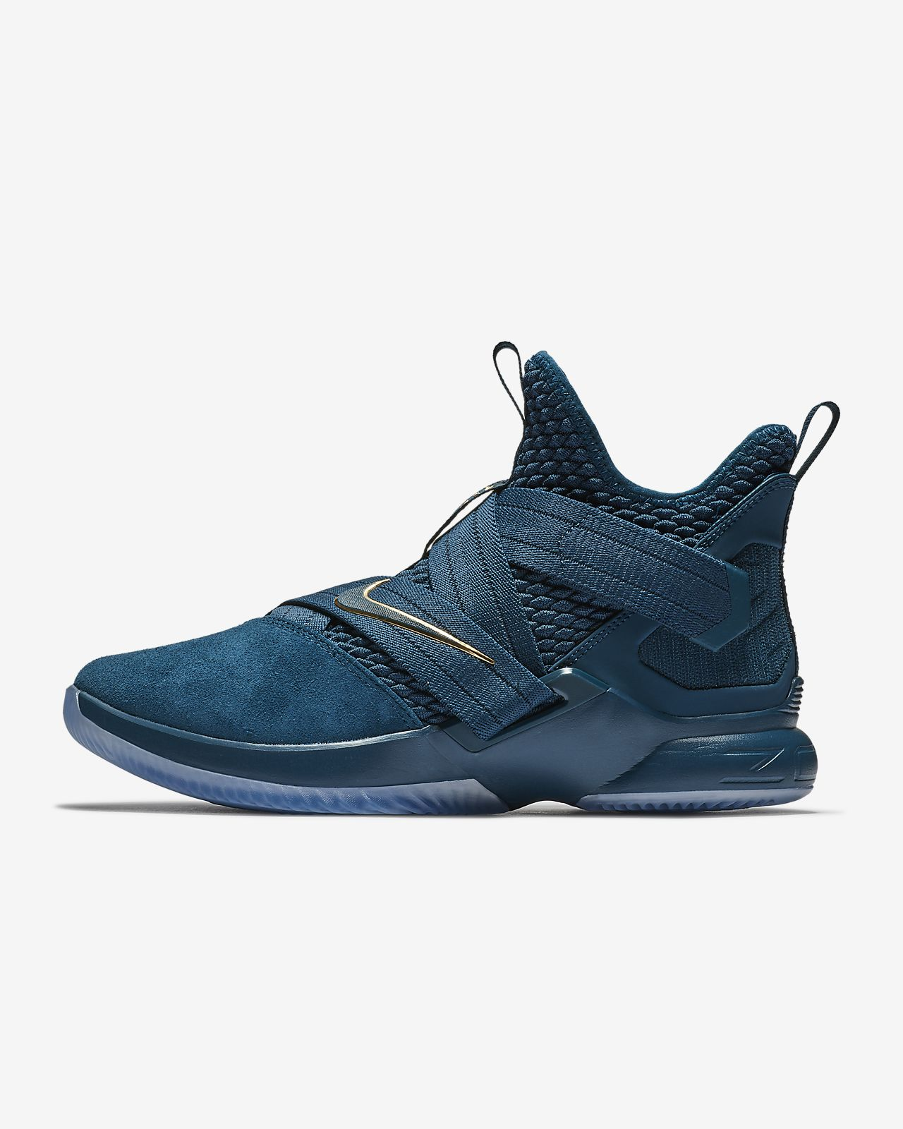 ... LeBron Soldier XII SFG Basketball Shoe