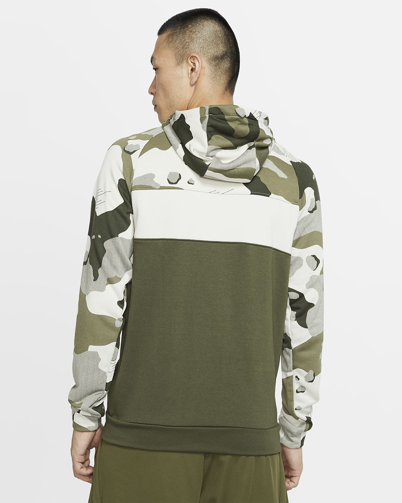 Nike Camouflage Hoodies & Sweatshirts for Men for Sale