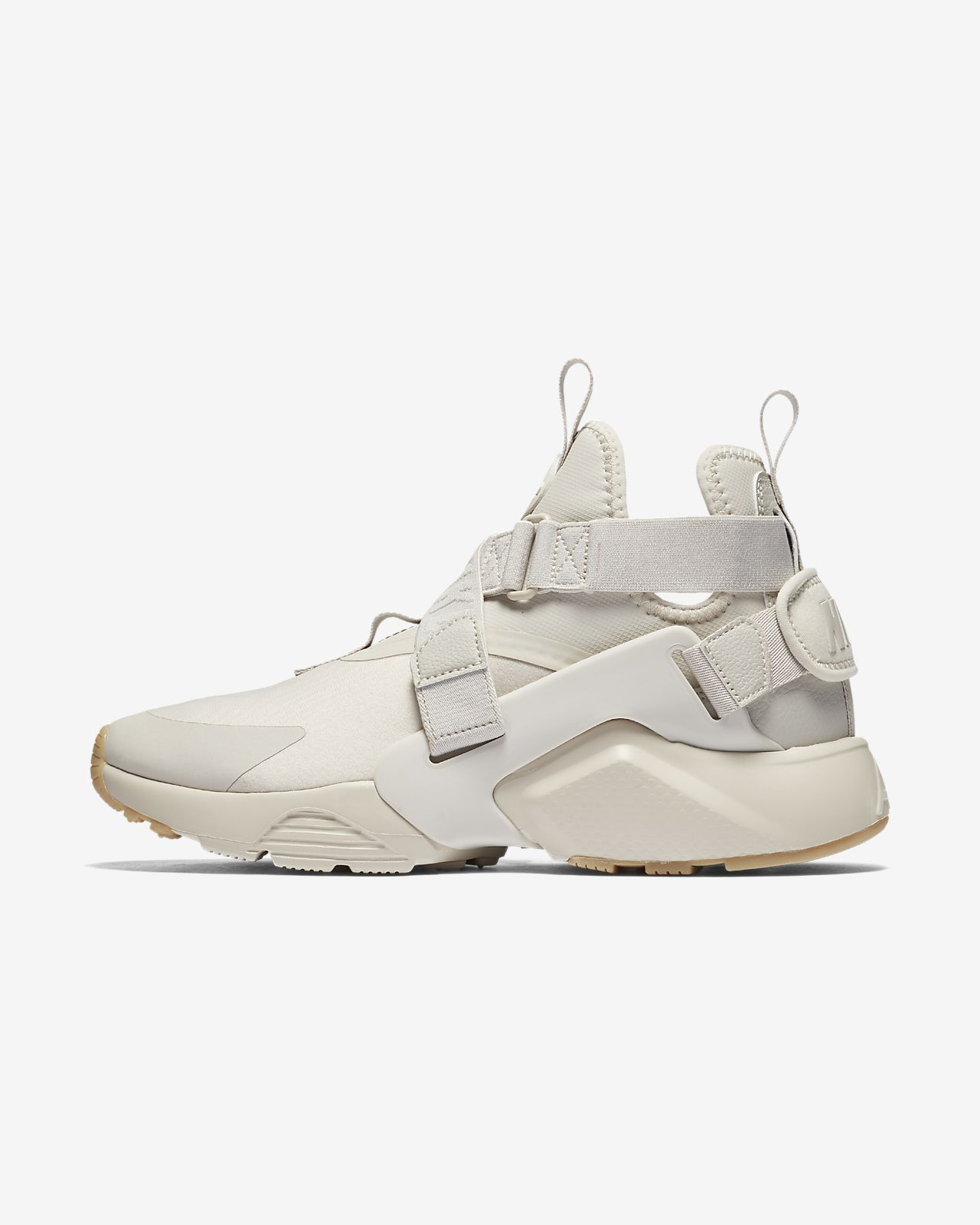 Scarpe donna NIKE Nike Air Huarache City in neoprene bianco AH6787001