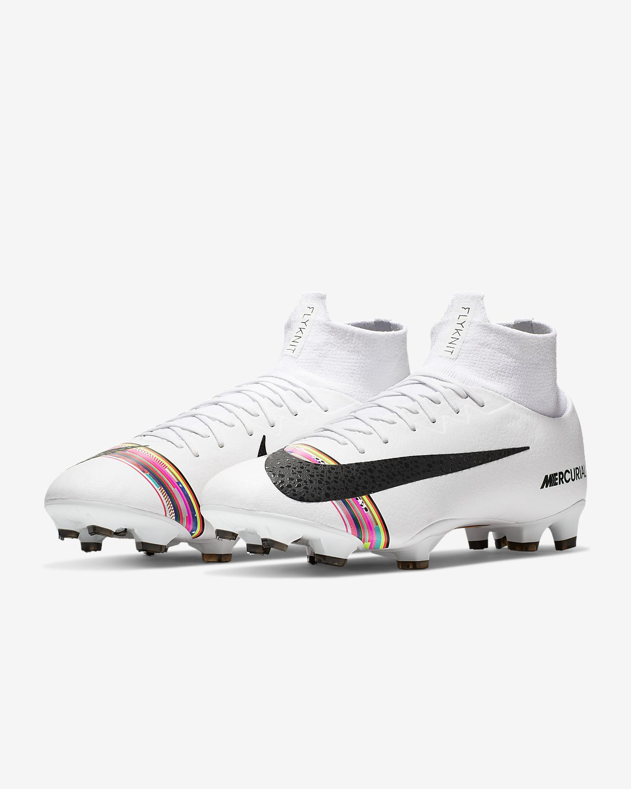 buy popular 32f45 18de1 Nike Superfly 6 Pro LVL UP FG Firm-Ground Football Boot