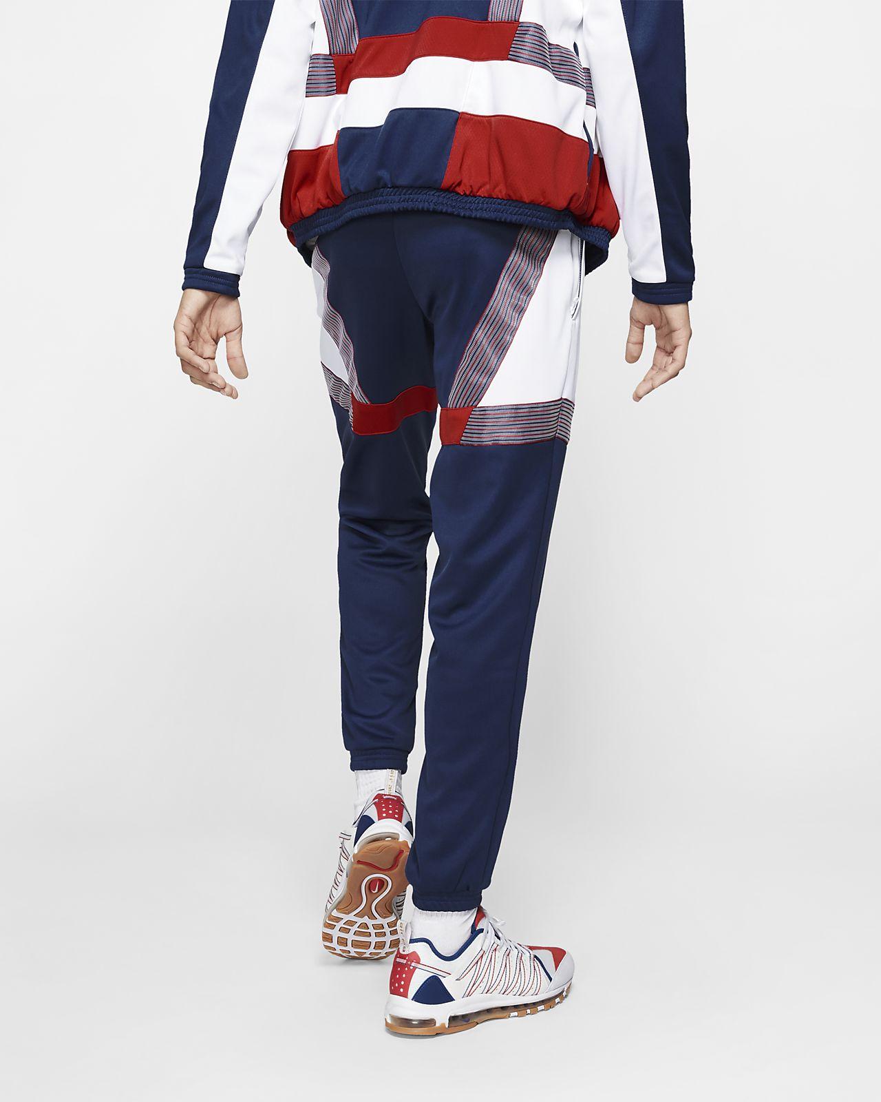 371f11dd6d Tuta in woven Nike x CLOT - Uomo