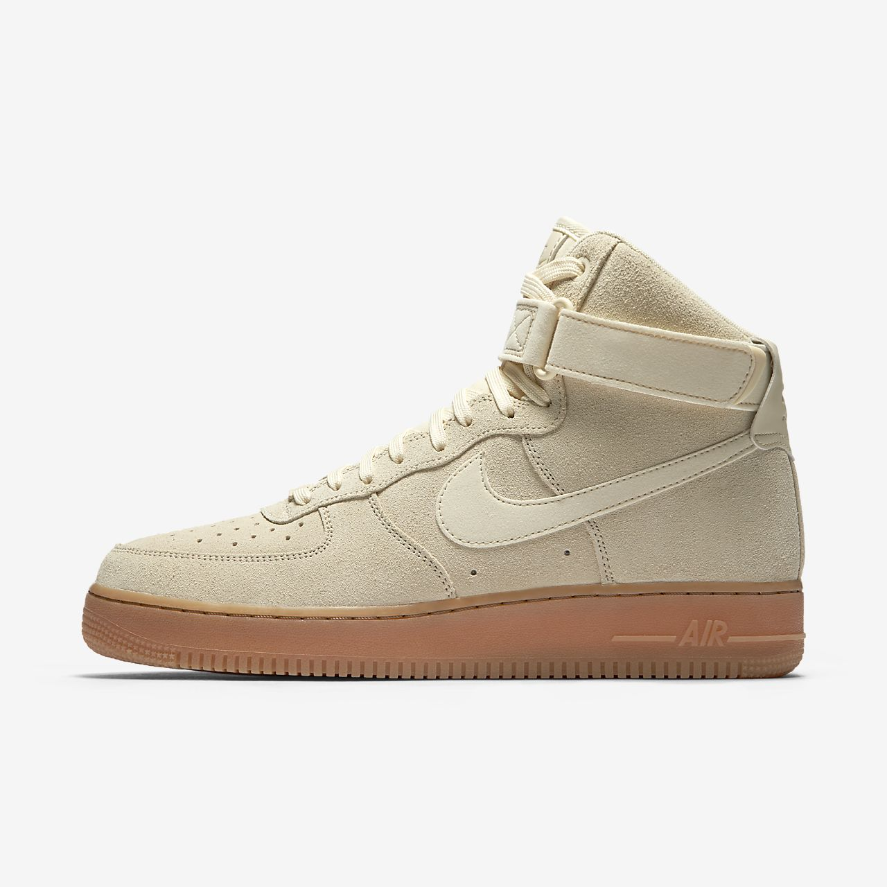 Nike Air Force 1 High '07 LV8 Suede 男子运动鞋