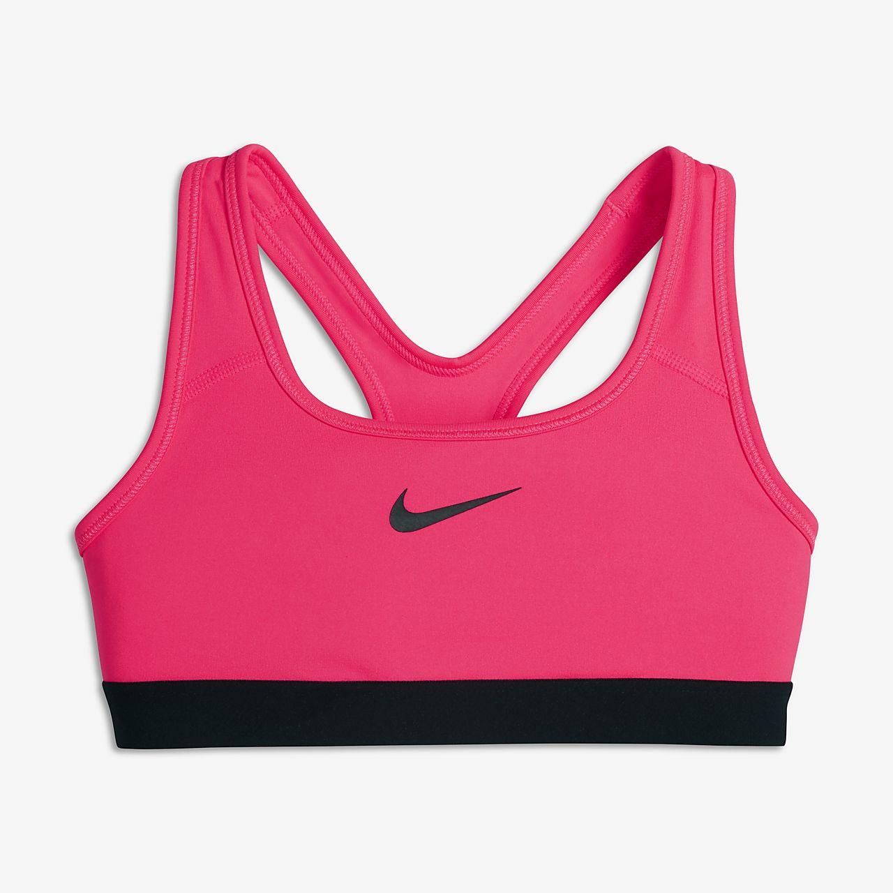 Nike Classic Big Kids Girls Sports Bra Nikecom-1586