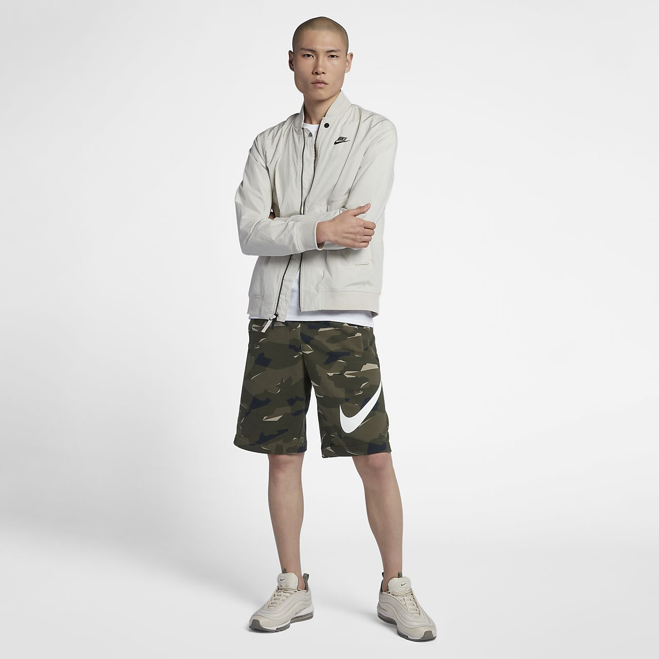 8a0a3a4ab96 Low Resolution Nike Sportswear Men s Camo Shorts Nike Sportswear Men s Camo  Shorts