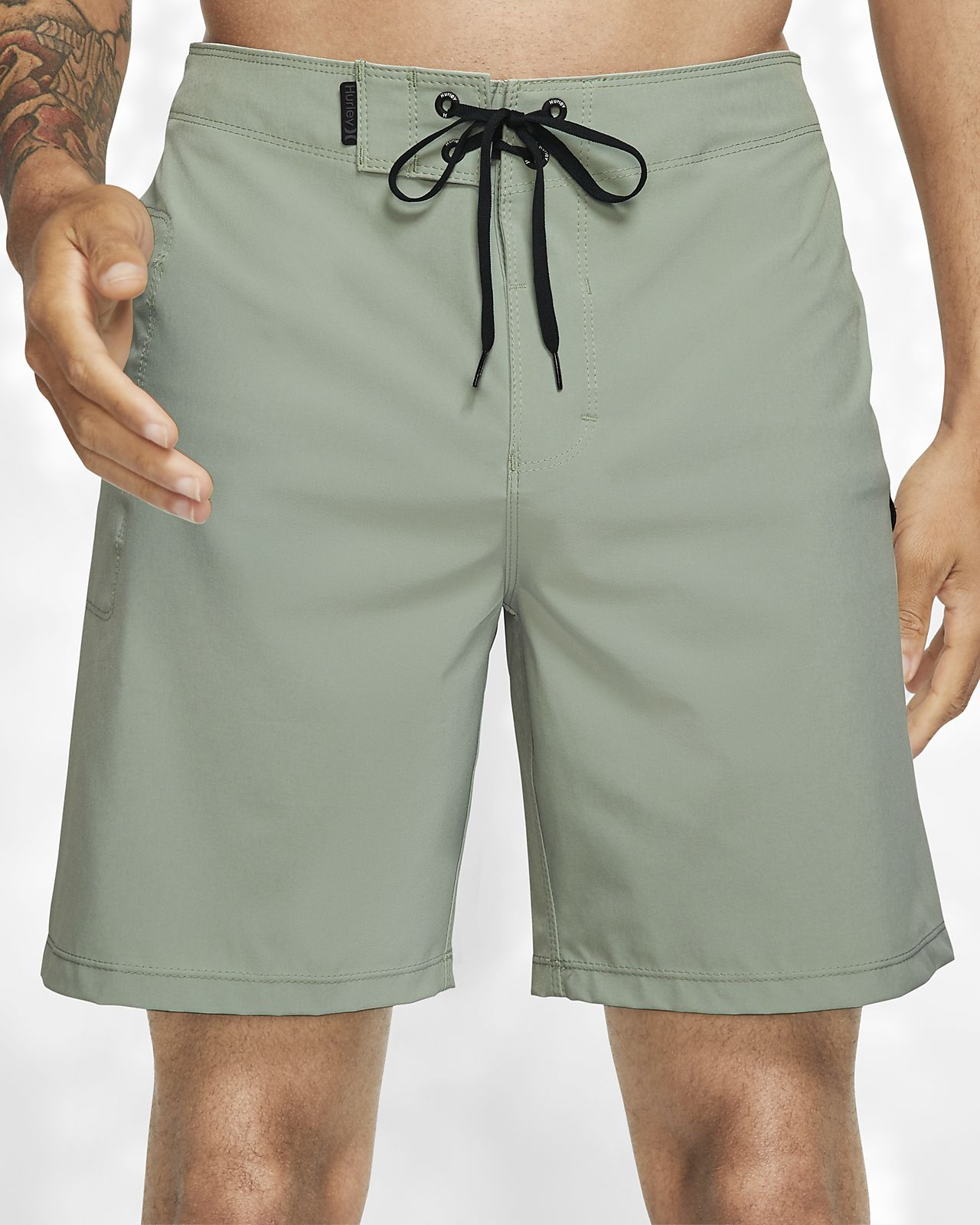 """Hurley Phantom One And Only Men's 18"""" Board Shorts"""