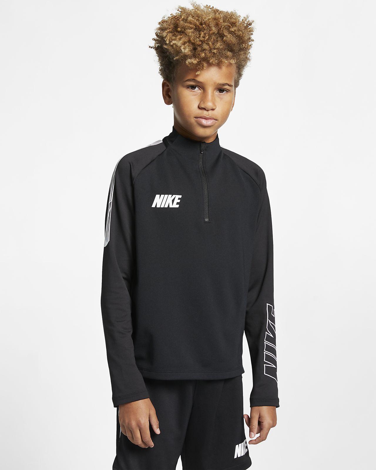Nike Dri-FIT Squad Voetbaltop voor kids