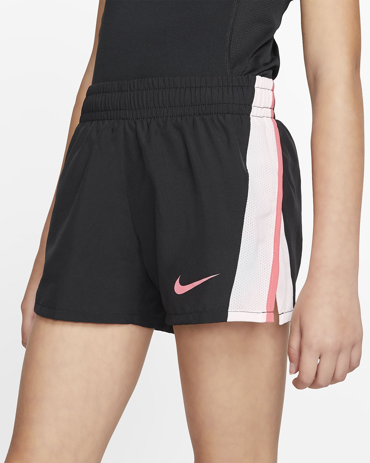 "Nike Big Kids' (Girls') 3.5"" Running Shorts"