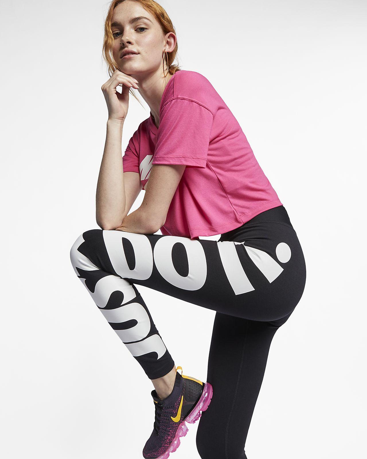 f61869eff5 Nike Sportswear Leg-A-See JDI magas derekú női leggings. Nike.com HU