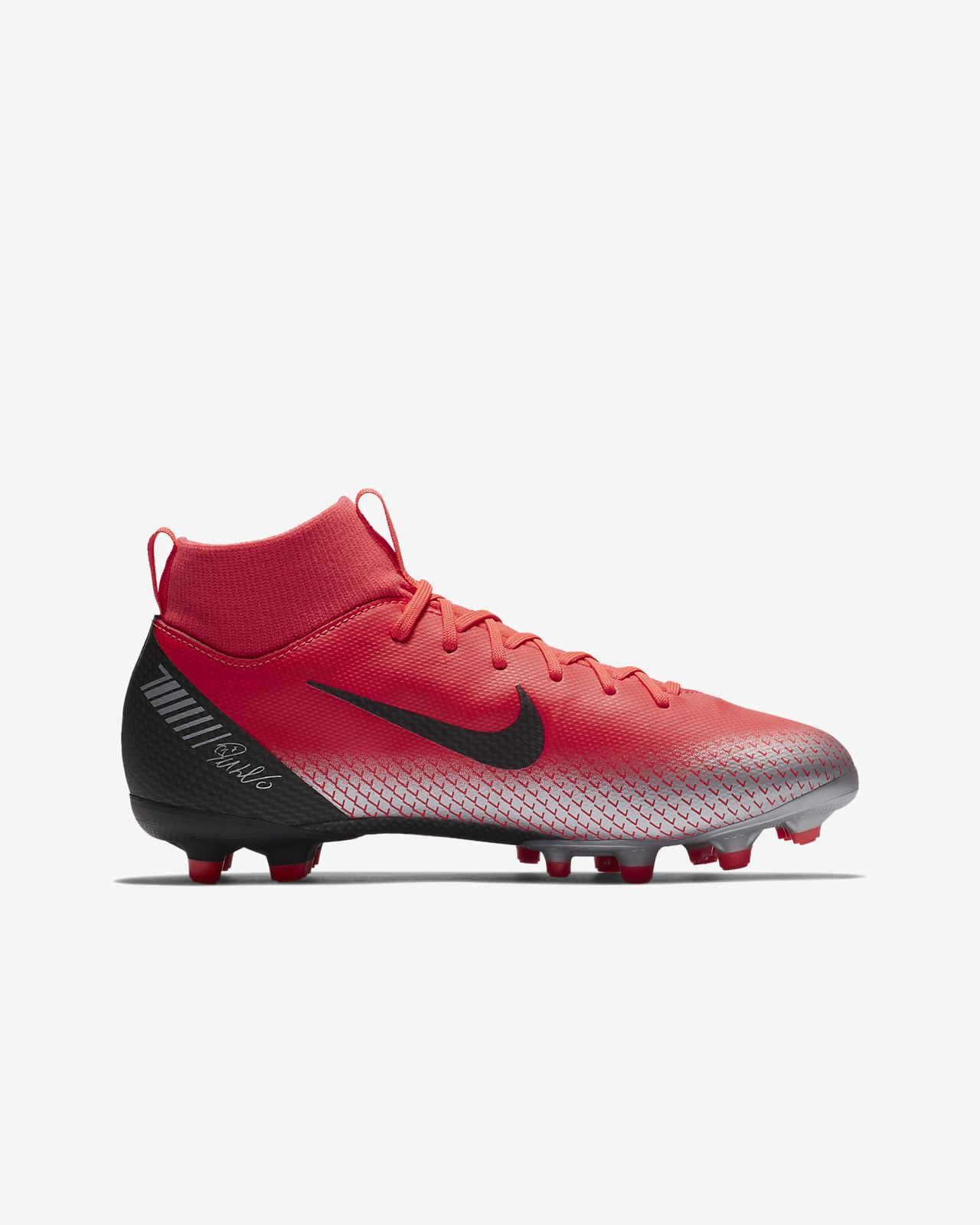 1187ed15fdf ... Nike Jr. Superfly 6 Academy MG Younger Older Kids  Multi-Ground Football