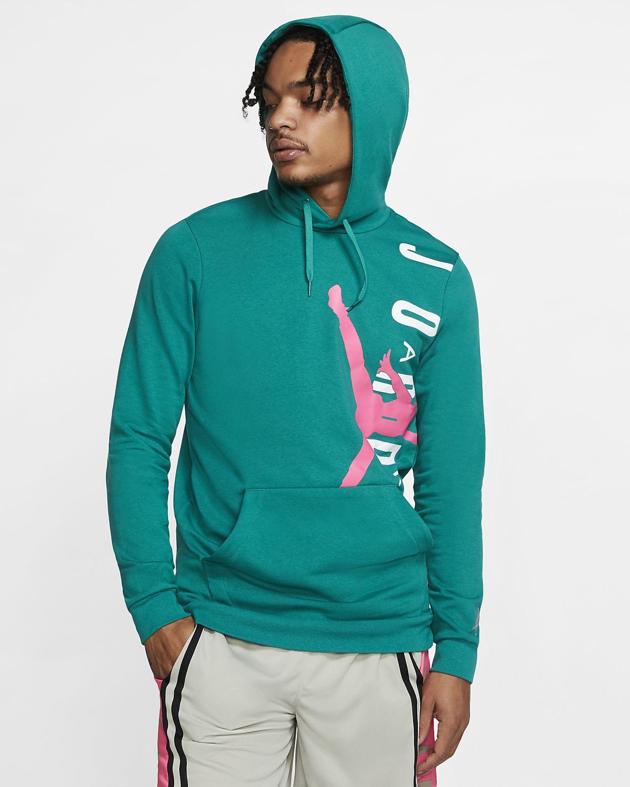ef23ef4473c Jordan Jumpman Air Lightweight Men's Fleece Sweatshirt. Nike.com GB