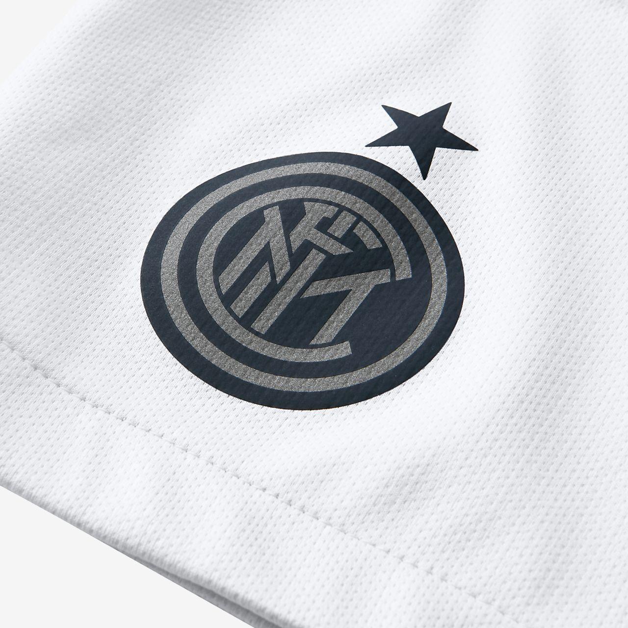 7fbc0d5f19149 2018 19 Inter Milan Stadium Third Pantalón corto de fútbol - Niño a ...