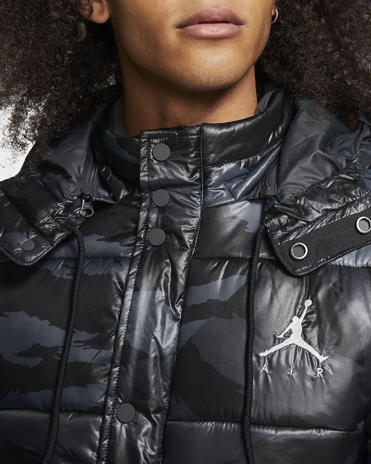 Jordan Jumpman Air Camo Puffer Jacket