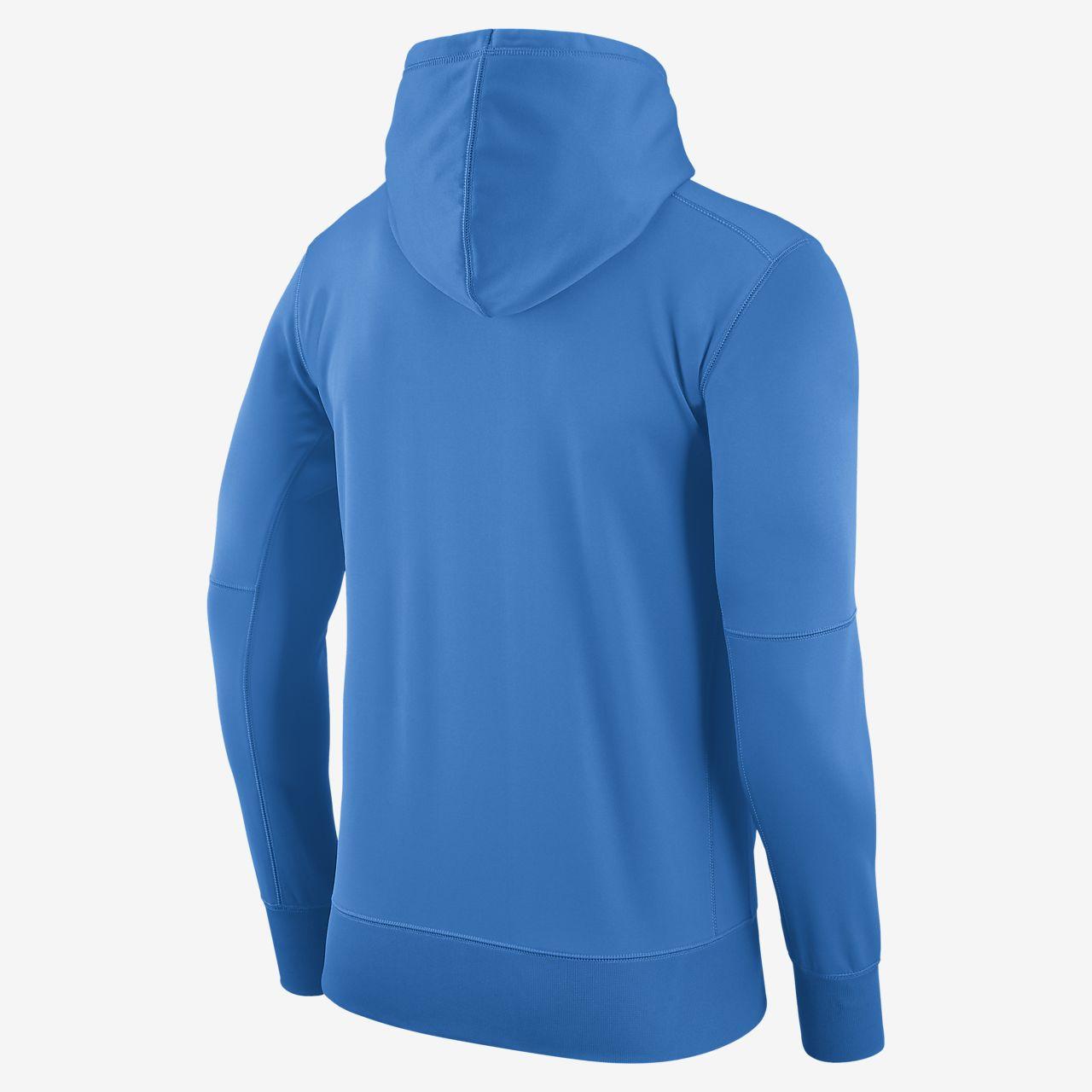 Nike Therma (MLB Dodgers) Men's Pullover Hoodie. Nike.com
