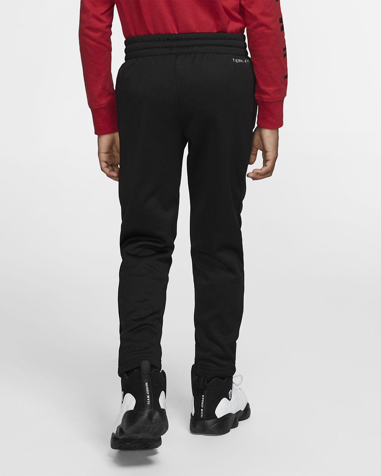 6c38478b9311d6 Jordan 23 Alpha Therma Little Kids  (Boys ) Pants. Nike.com