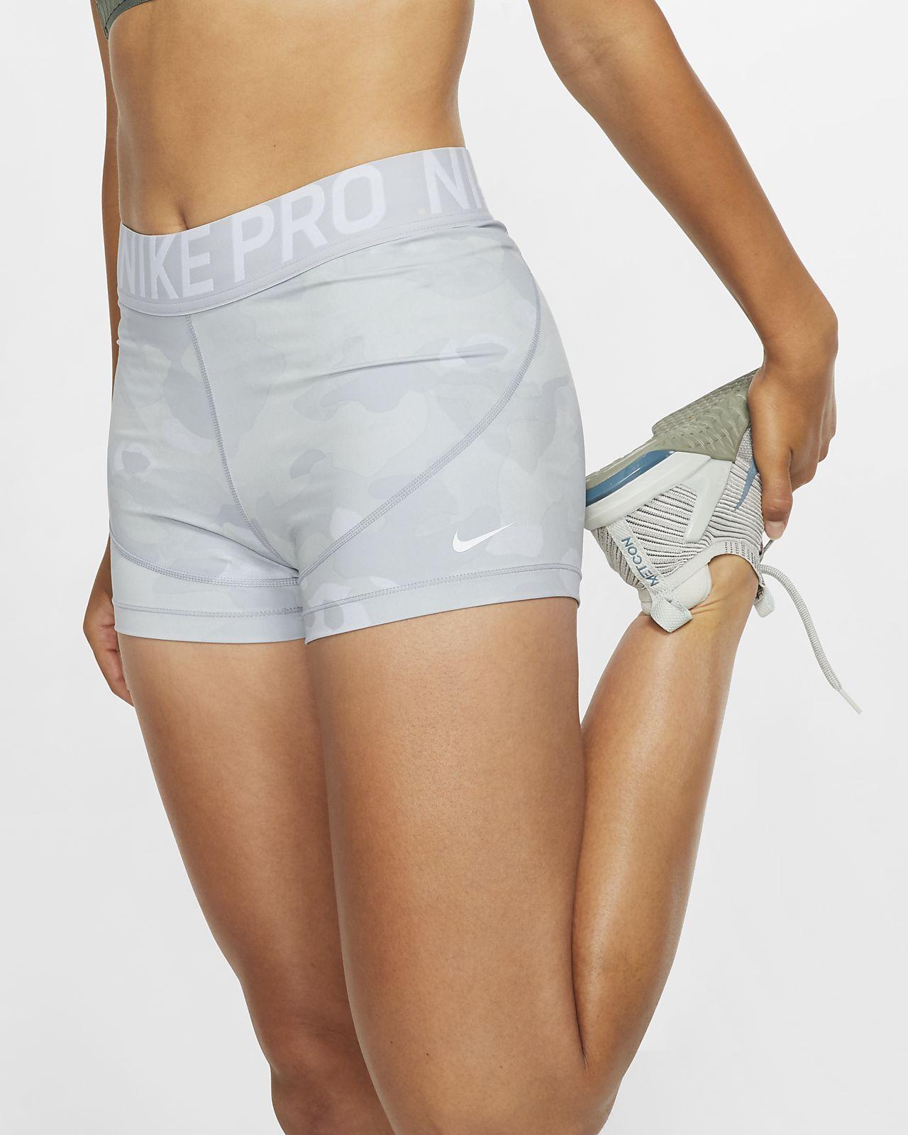 """Nike Pro Women's 3"""" Camo Short"""