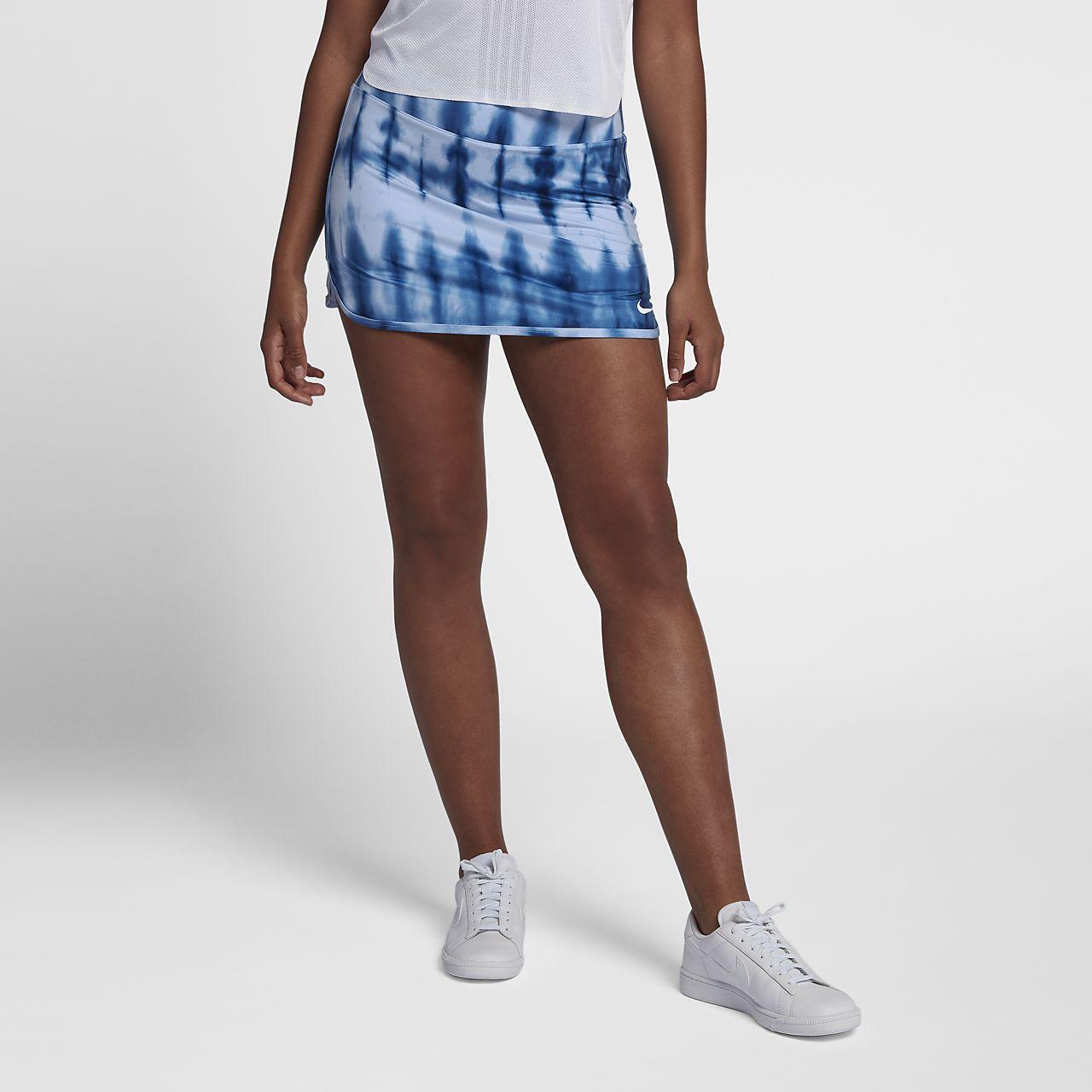 NikeCourt Pure tennisskjørt til dame
