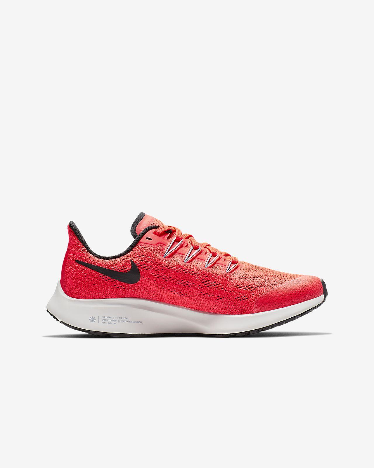 De Zoom Nike Pour Enfantenfant Âgé Jeune Chaussure 36 Air Plus Pegasus Running n0kO8PXNw
