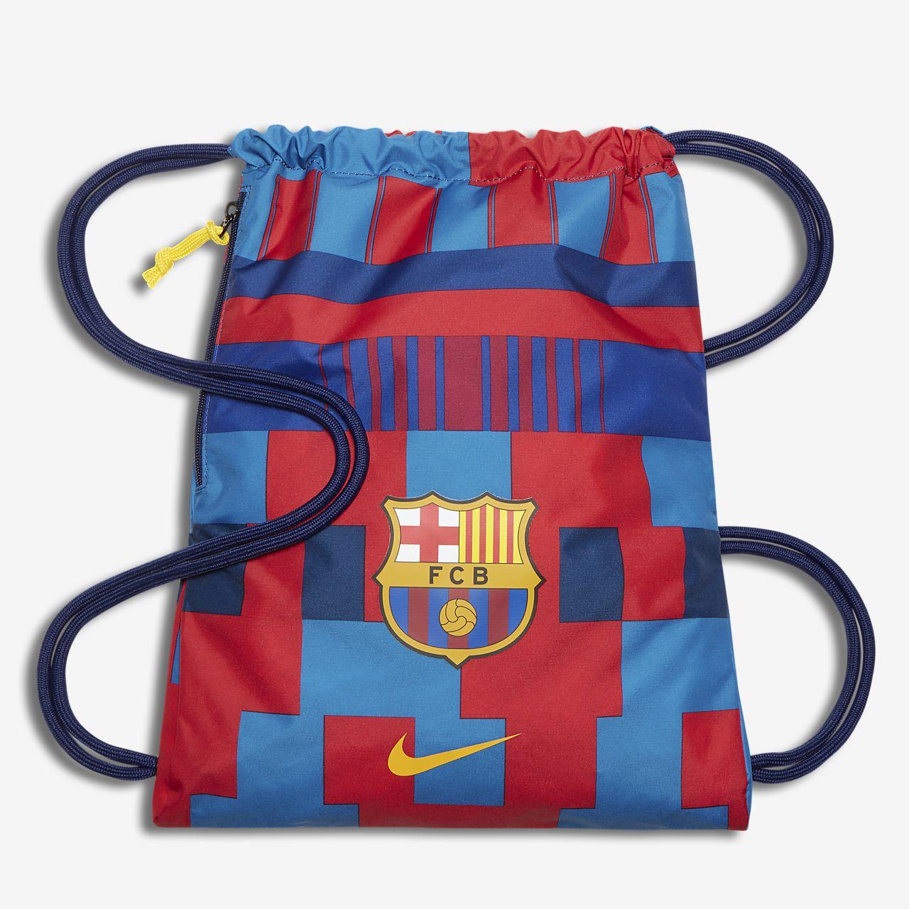 Bolsa de gimnasio para fútbol FC Barcelona Stadium