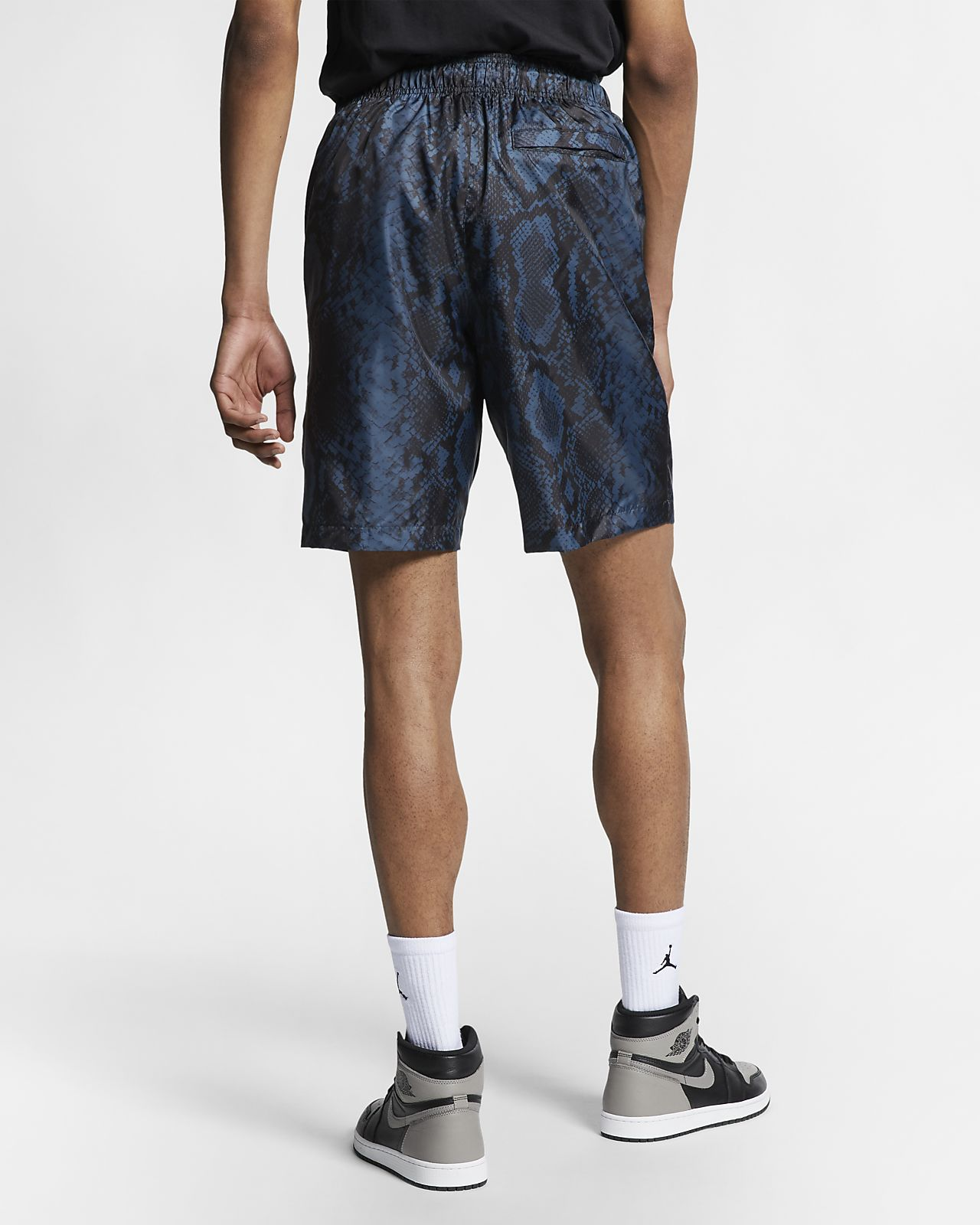 7df1c353e91 Low Resolution Jordan AJ11 Snakeskin Men's Shorts Jordan AJ11 Snakeskin  Men's Shorts